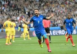 Francia debuta ganando en Eurocopa gracias a un golazo